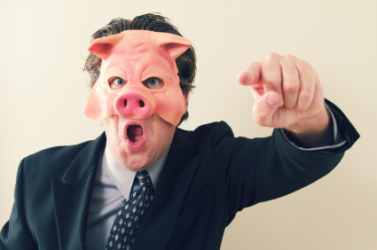 Pig of a Businessman.jpg
